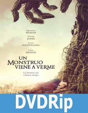 Un monstruo viene a verme (2016) DVDRip Latino