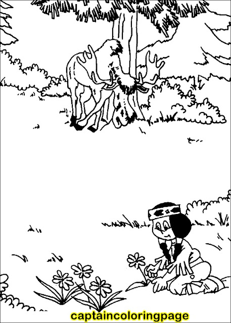 20 yakari coloring pages  printable coloring pages