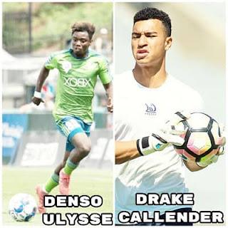 Inter Miami a firmado a Denso Ulysse y también a Drake Callender