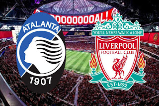 مباراة اتلانتا الإيطالي وليفربول الإنجليزي دوري المجموعات من دوري أبطال اوربا 2020