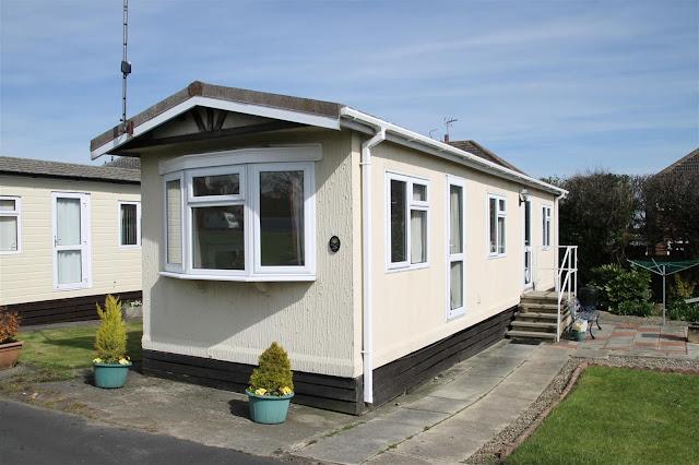 Harrogate Property News - 1 bed mobile/park home for sale Main Avenue Shaws Trailer Park, Knaresborough Road, Harrogate HG2