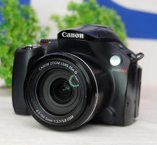 Jual Canon SX40HS Bekas