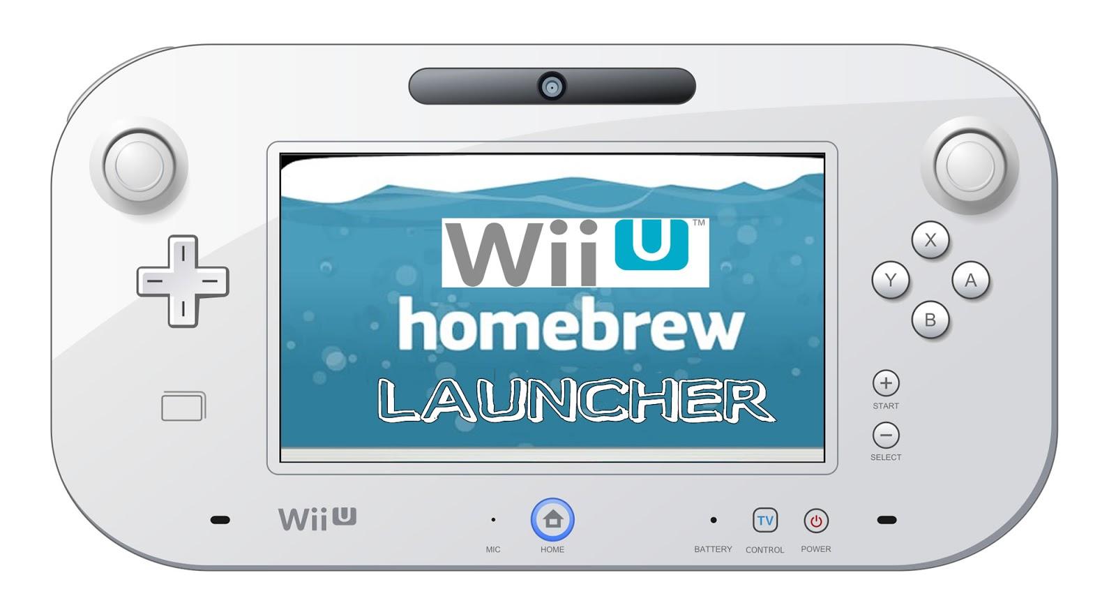WiiU Homebrew Launcher - Wii U Como usar! - Wii U | Loadiine