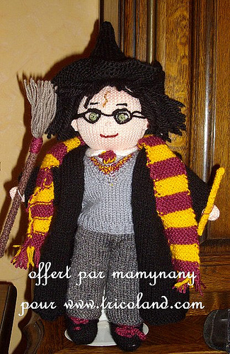 Free Downloadable Harry Potter Knitting Patterns : Harry Potter Knitting Patterns - Free