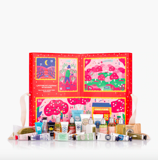 l'occitane advent calendar 2019