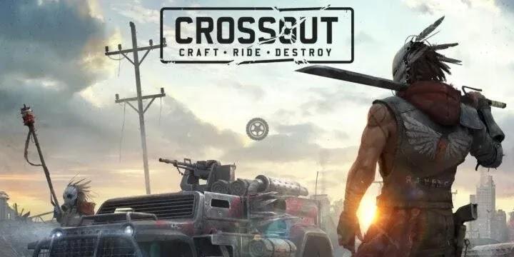 هل تحب العاب السباق؟ في Crossout Mobile (إعادة تسمية من Mad Driver) ، ليس الفائز هو الأول بل هو الذي يهزم اللاعبين الآخرين.