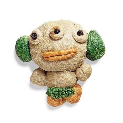Craft: Mini Bread Monsters