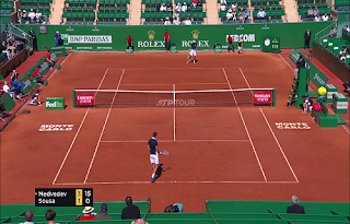 ATP Monte Carlo Eutelsat 7A/7B Biss Key 15 April 2019