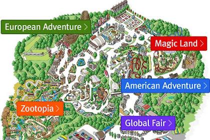 Everland, Taman Hiburan Terbesar di Korea Selatan