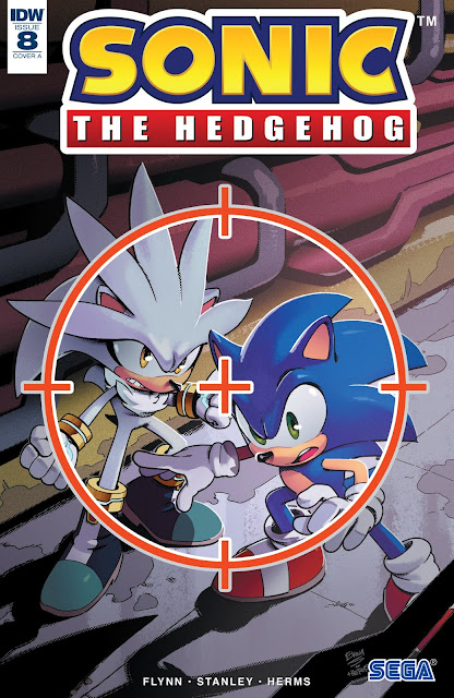 Sonic the Hedgehog #8 [Español] [Rinoa83]