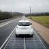 França primeiro país do mundo com estrada solar