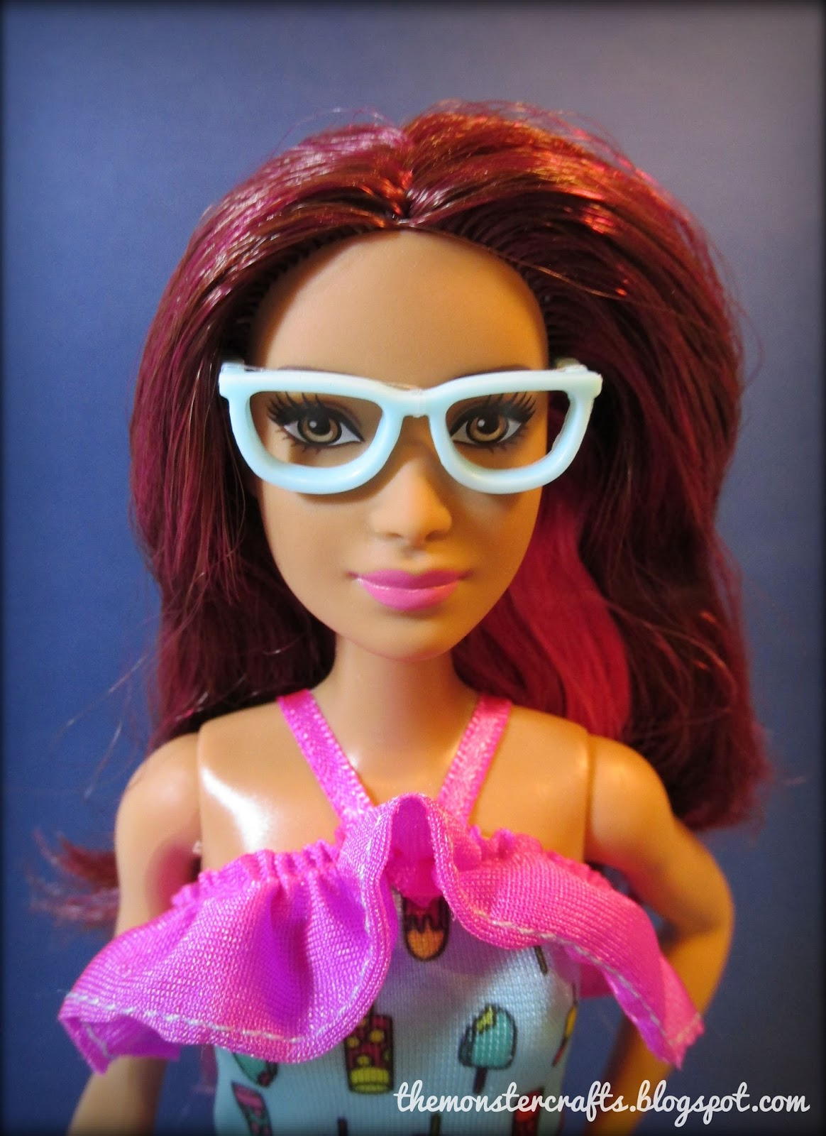 e1c87a0a634 Monster Crafts  Doll Review  Barbie Fashionistas