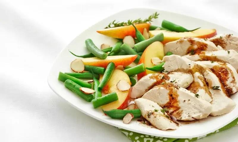 diet plan for weight loss dinner