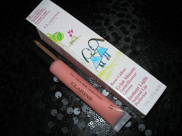 Mois des Câlins Clarins embellisseur lèvres
