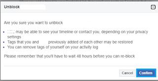 Cara Memblokir dan Cara Membuka Blokiran di Facebook