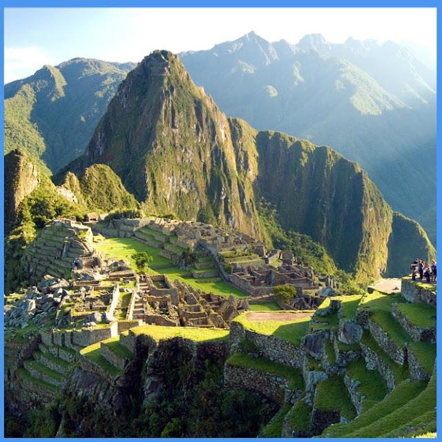 The 7 New World Wonders_MACHU PICCHU, PERU