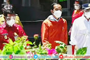 Kunjungan Kerja di Sulsel, Kapolda Sambut Kedatangan Presiden Joko Widodo