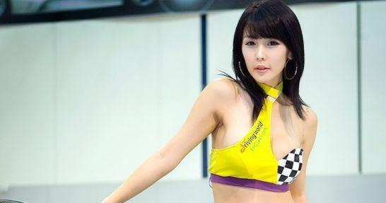 Hottest Asian Race 20