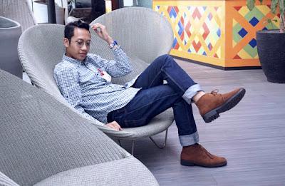 Blogger Eksis upgrade ilmu di kantor Google Indonesia