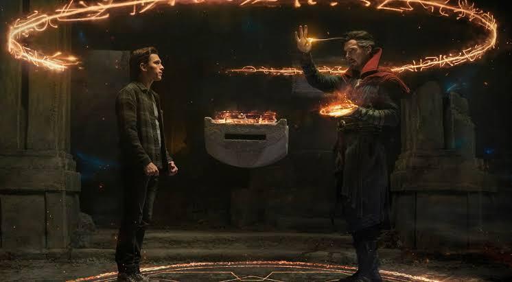 Dr. Strange started multiverse of madness