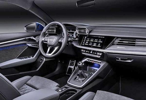 Burlappcar: 2021 Audi A3