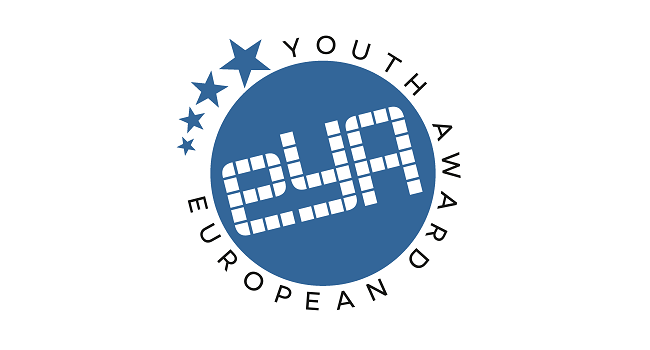 Logo Europejskiej Nagrody dla Młodzieży