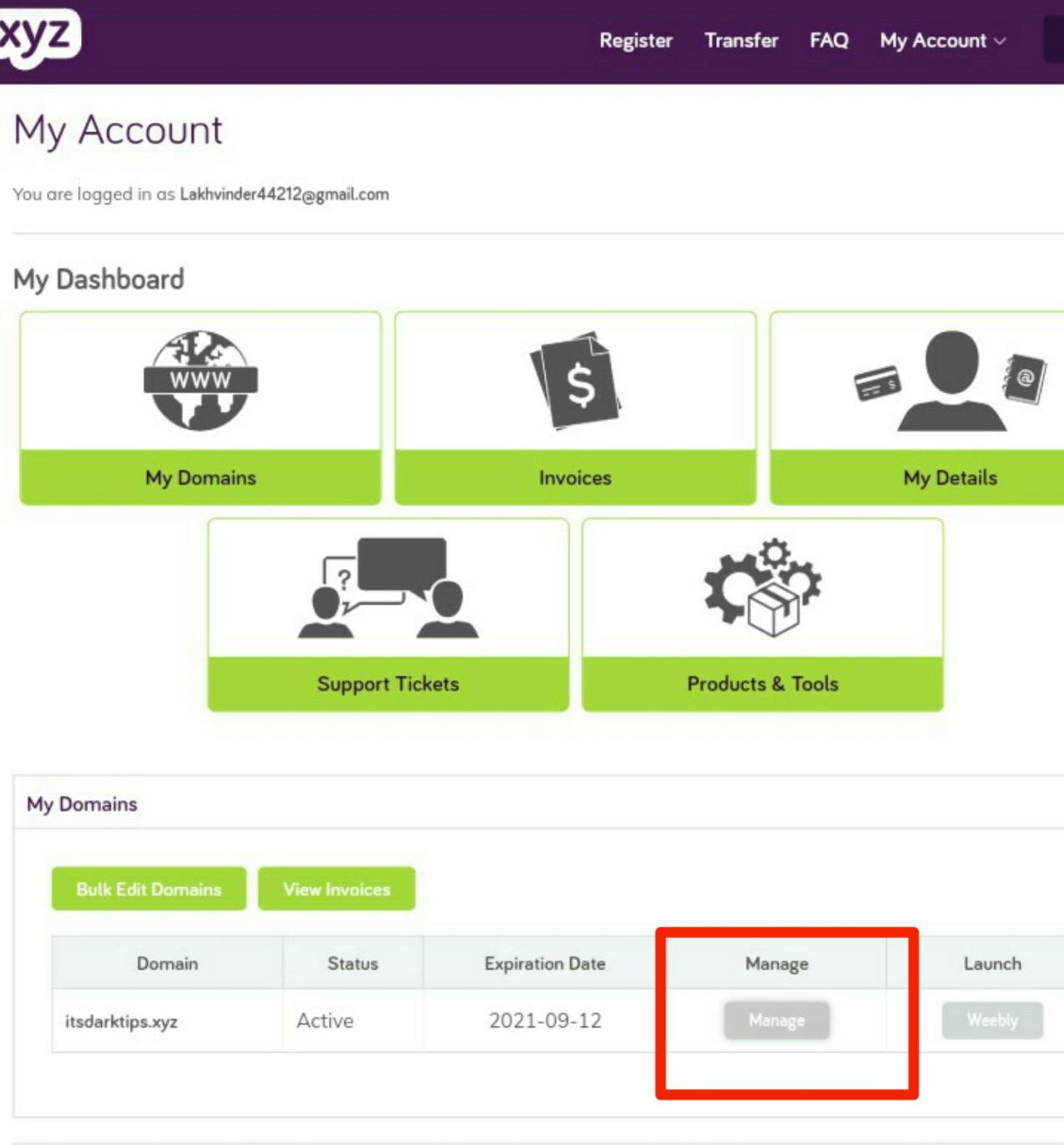 Website में custom domain कैसे add करें