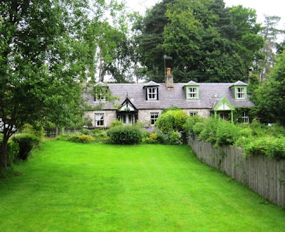 Country Cottage on walk on Royal Deeside
