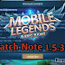 Patch Note 1.5.38 Mobile Legends Desember 2020