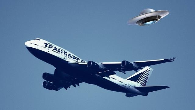 UFO στη Χιλή: Έξι διαφορετικά αεροσκάφη αναφέρουν την παρατήρηση ενός περίεργου αντικειμένου