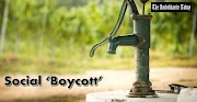 Dalit community facing social boycott over water sharing in Haryana