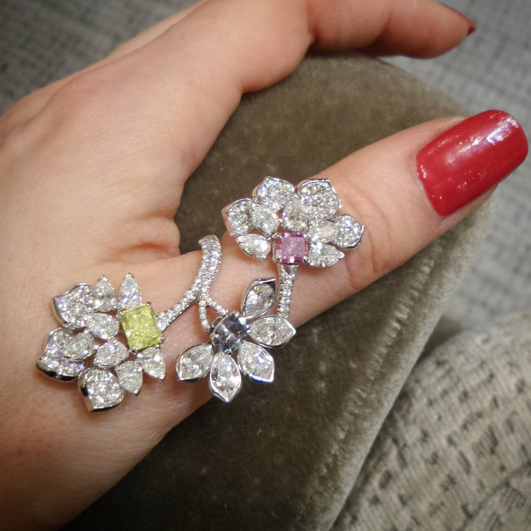 Wonderful Girls Stylish Rings Gallery - Jewelry Collection Ideas ...