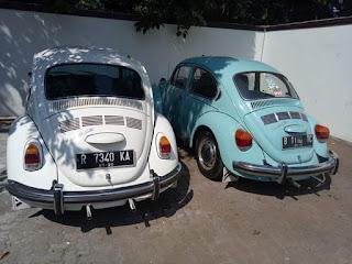 2 Kodok VW Antik Dijual BU - SEMARANG