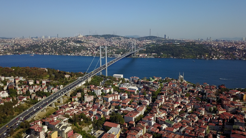 Sayılarla 'Kuş Bakışı Türkiye'