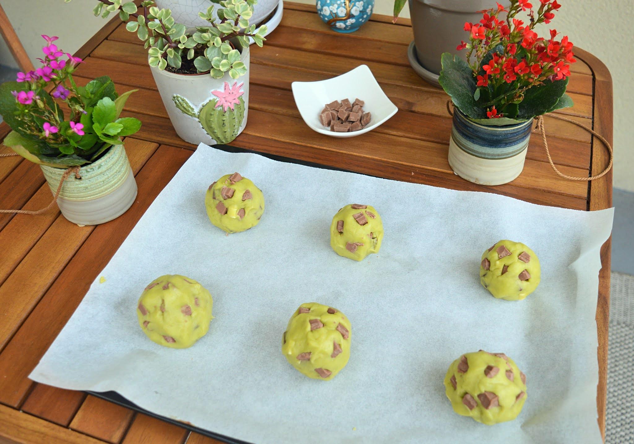 Final boules de cookie