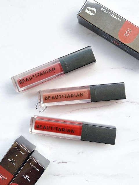 [REVIEW] Beautitarian Velour Lip*