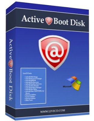 Active@ Boot Disk Suite v13.0.0.2 (Disco de arranque) - Solucionar problemas de arranque, la configuración del PC, y problemas en el sistema de gestión de Windows
