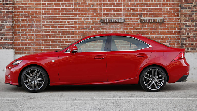 2016 Lexus IS200t F Sport Review