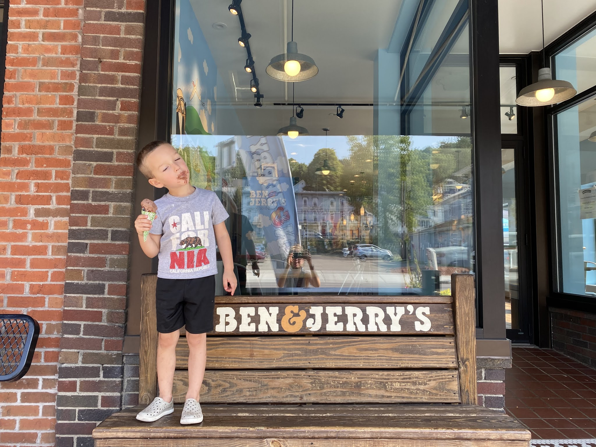 Ben and Jerrys in Vermont | biblio-style.com