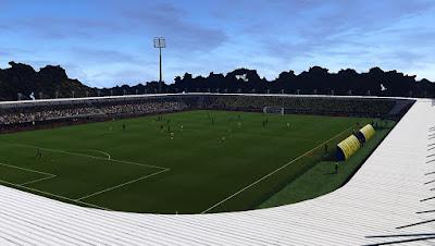 PES 2021 Stadium Mandemakers