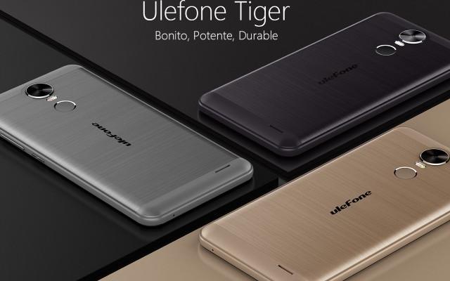 [Análisis] Ulefone Tiger, un smartphone que no arderá en llamas...