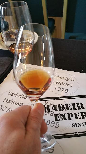 Blandy's Madeira Verdelho 1979