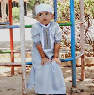 Gamis Anak Laki Laki 3 Tahun