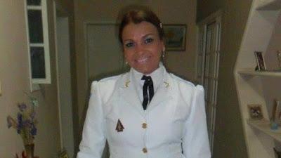 Tenente Adriana da Silva Góes Vista é denunciada pelo MiP por integrar quadrilha de PMs