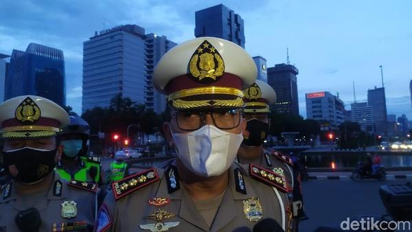 Antisipasi Demo Mahasiswa Besok, Lalin Sekitar Istana Ditutup Malam Ini