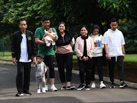 Trah Presiden  Jokowi Menuju Kursi Kepala Daerah