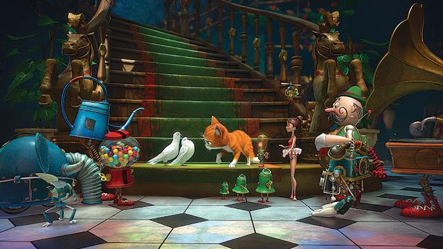 Το Μαγικό Σπίτι (2013)