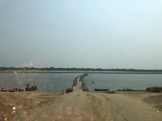 पक्का पुल बनाने के लिए मनोज दुबे ने लिखा मुख्यमंत्री को पत्र | #NayaSaberaNetwork