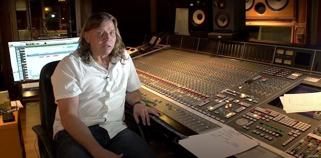 Bruce Dickinson elogia Kevin Shirley, mas diz que é difícil trabalhar com o Iron Maiden