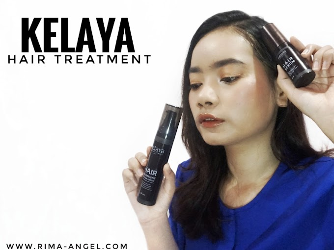 Review Kelaya Hair Treatment